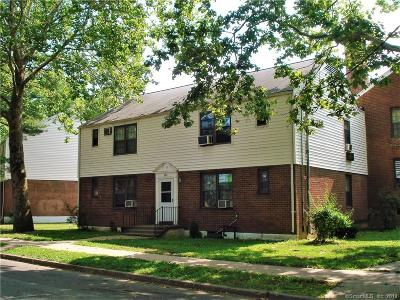 Bridgeport Condo/Townhouse For Sale: 226 Virginia Avenue #C
