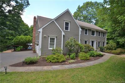Southbury Single Family Home For Sale: 171 Dublin Road