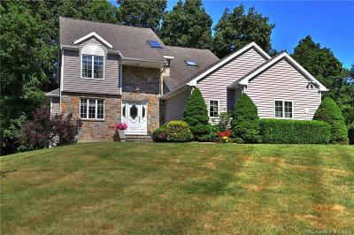 New Haven County Single Family Home For Sale: 44 Marks Court