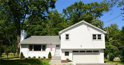 Trumbull Single Family Home For Sale: 39 Arrowhead Road