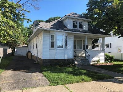 Bridgeport Single Family Home For Sale: 75 Overland Avenue
