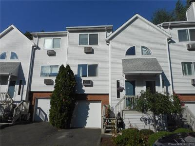 Waterbury Condo/Townhouse For Sale: 925 Oronoke Road #15G
