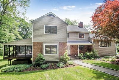 Ridgefield Single Family Home For Sale: 146 Eleven Levels Road