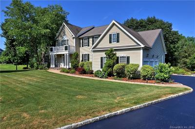 New Haven County Single Family Home For Sale: 133 Coram Lane