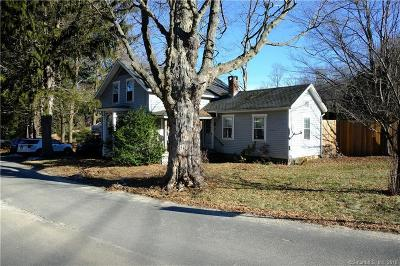 Prospect Single Family Home For Sale: 2 Mixville Road