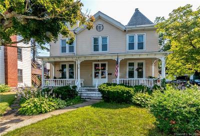 Norwich Single Family Home For Sale: 28 River Avenue