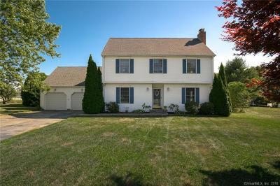 Pomfret Single Family Home For Sale: 4 Fairview Circle