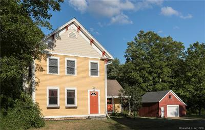 Eastford Single Family Home For Sale: 180 Eastford Road