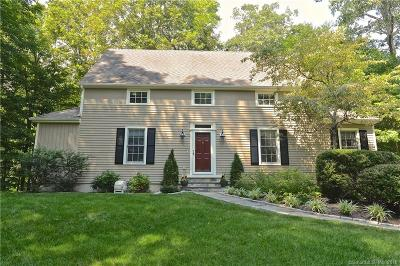 Ridgefield Single Family Home For Sale: 22 Shields Lane