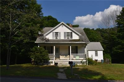 Middlebury Multi Family Home For Sale: 140 Christian Road