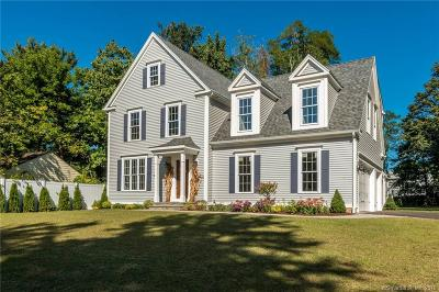 West Hartford Single Family Home For Sale: 66 Flagg Road