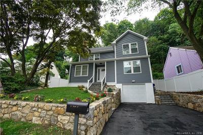 Norwalk Single Family Home For Sale: 37 East Avenue