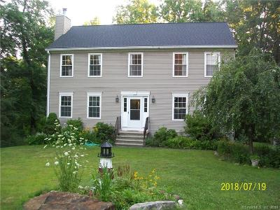 Shelton Single Family Home For Sale: 142 Walnut Tree Hill Road