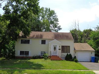 Hamden Single Family Home For Sale: 92 Morgan Lane