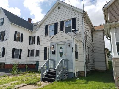 Hartford Single Family Home For Sale: 150 Brown Street