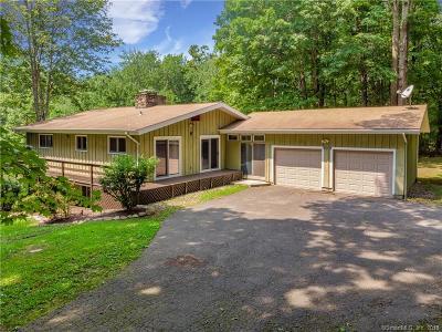 Fairfield County Single Family Home For Sale: 86 Vista Drive