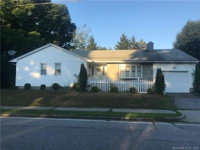 Norwich Single Family Home For Sale: 510 New London Turnpike