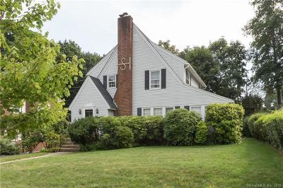 Fairfield County Single Family Home For Sale: 35 Prince Place