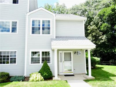 Hartford County Condo/Townhouse For Sale: 308 Watercourse Row #308