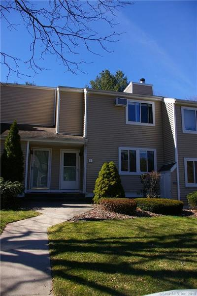 Vernon Condo/Townhouse For Sale: 60 Old Town Road #3