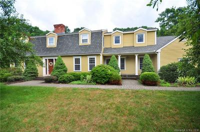 Woodbury Single Family Home For Sale: 38 Ridgewood Road Extension