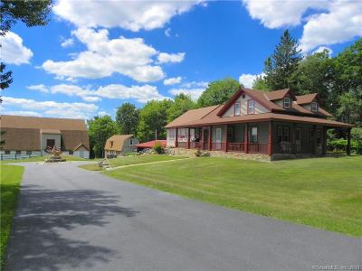 Torrington Single Family Home For Sale: 1203 Saw Mill Hill Road