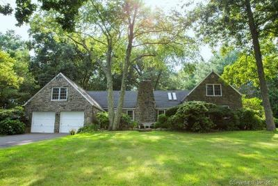 Westport Single Family Home For Sale: 21 Sturges Commons