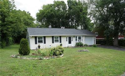 Danbury Single Family Home For Sale: 9 Birch Street