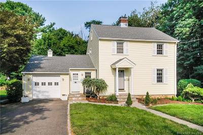 Fairfield Single Family Home For Sale: 47 Edge Hill Road