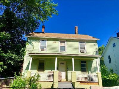 Hartford Multi Family Home For Sale: 147 Martin Street