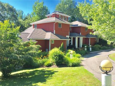Litchfield Single Family Home For Sale: 36 Dudley Road