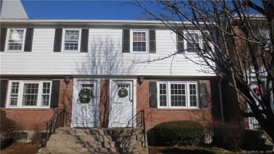 Suffield Condo/Townhouse For Sale: 44 Brandywine Lane #44