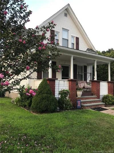 Bristol Single Family Home For Sale: 15 2nd Street