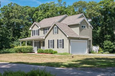 Stonington Single Family Home For Sale: 240 South Anguilla Road