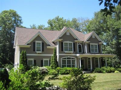Stonington Single Family Home For Sale: 247 North Stonington Road