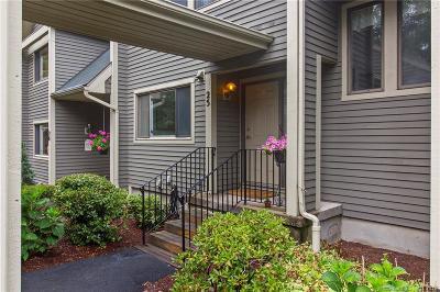 Avon Condo/Townhouse For Sale: 25 Riverview #25