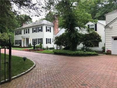 Stamford Single Family Home For Sale: 75 Eagle Drive