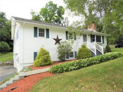 Preston Single Family Home For Sale: 17 Mattern Road