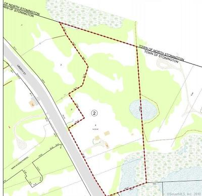 Stonington Residential Lots & Land For Sale: 511 Liberty (Route 2) Street