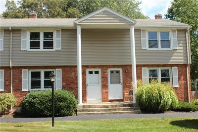 East Lyme Condo/Townhouse For Sale: 78 Corey Lane #2