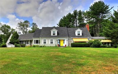Easton Single Family Home For Sale: 240 Silver Hill Road