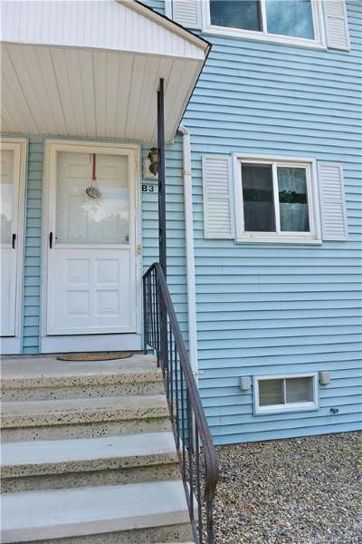 Plainville Condo/Townhouse For Sale: 236 East Street #B3
