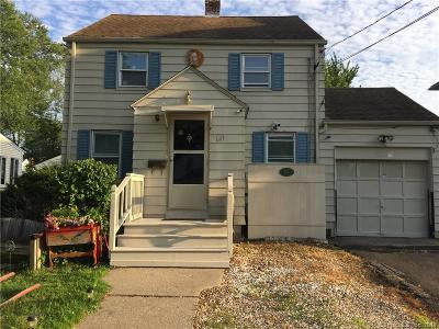 West Hartford Single Family Home For Sale: 121 Englewood Avenue