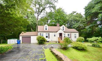 Trumbull Single Family Home For Sale: 2550 Reservoir Avenue