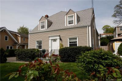 Stamford Single Family Home For Sale: 624 Hope Street #F