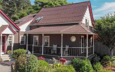 Stonington Single Family Home For Sale: 181 Mechanic Street