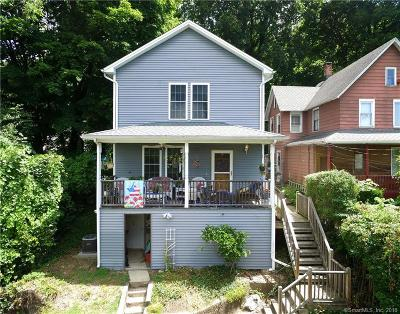 Derby Single Family Home For Sale: 6 Mount Pleasant Street