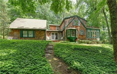 Weston Single Family Home For Sale: 41 Ridge Road