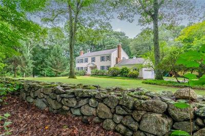 Newtown Single Family Home For Sale: 6 Winding Brook Road