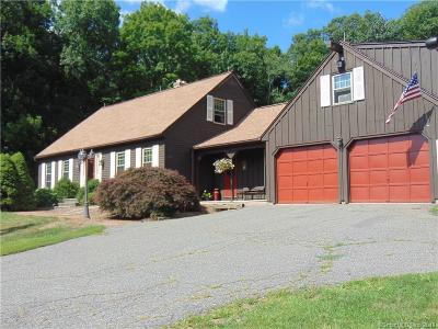 Harwinton Single Family Home For Sale: 235 Mansfield Road